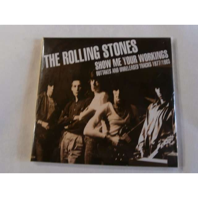 the rolling stones show me your workings