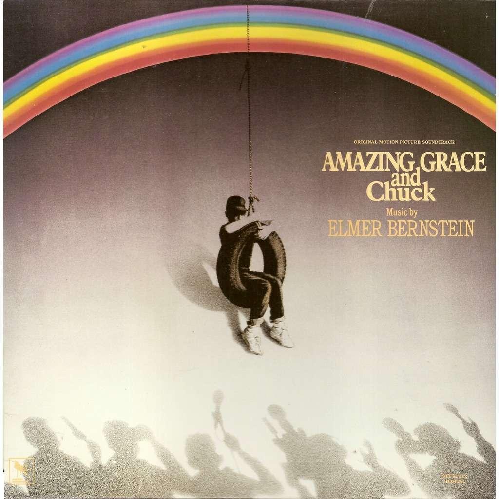 Elmer BERNSTEIN Amazing Grace and Chuck