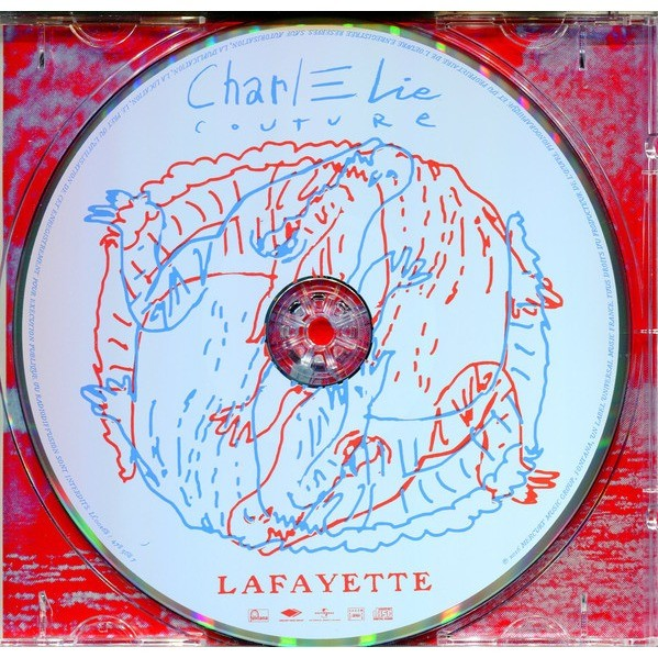 Charlélie Couture LAFAYETTE