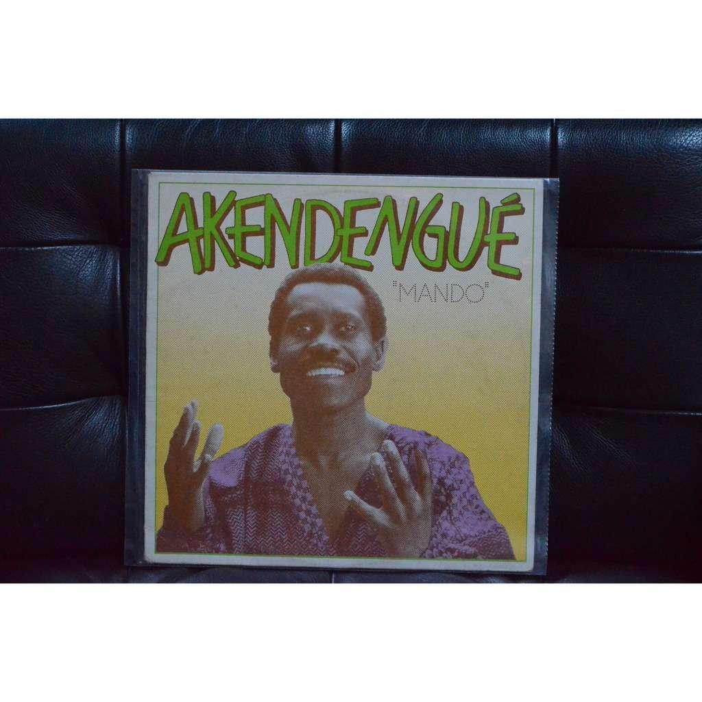 Pierre Akendengue Mando