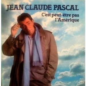 Jean-Claude Pascal C'est Peut-Être Pas L'Amérique
