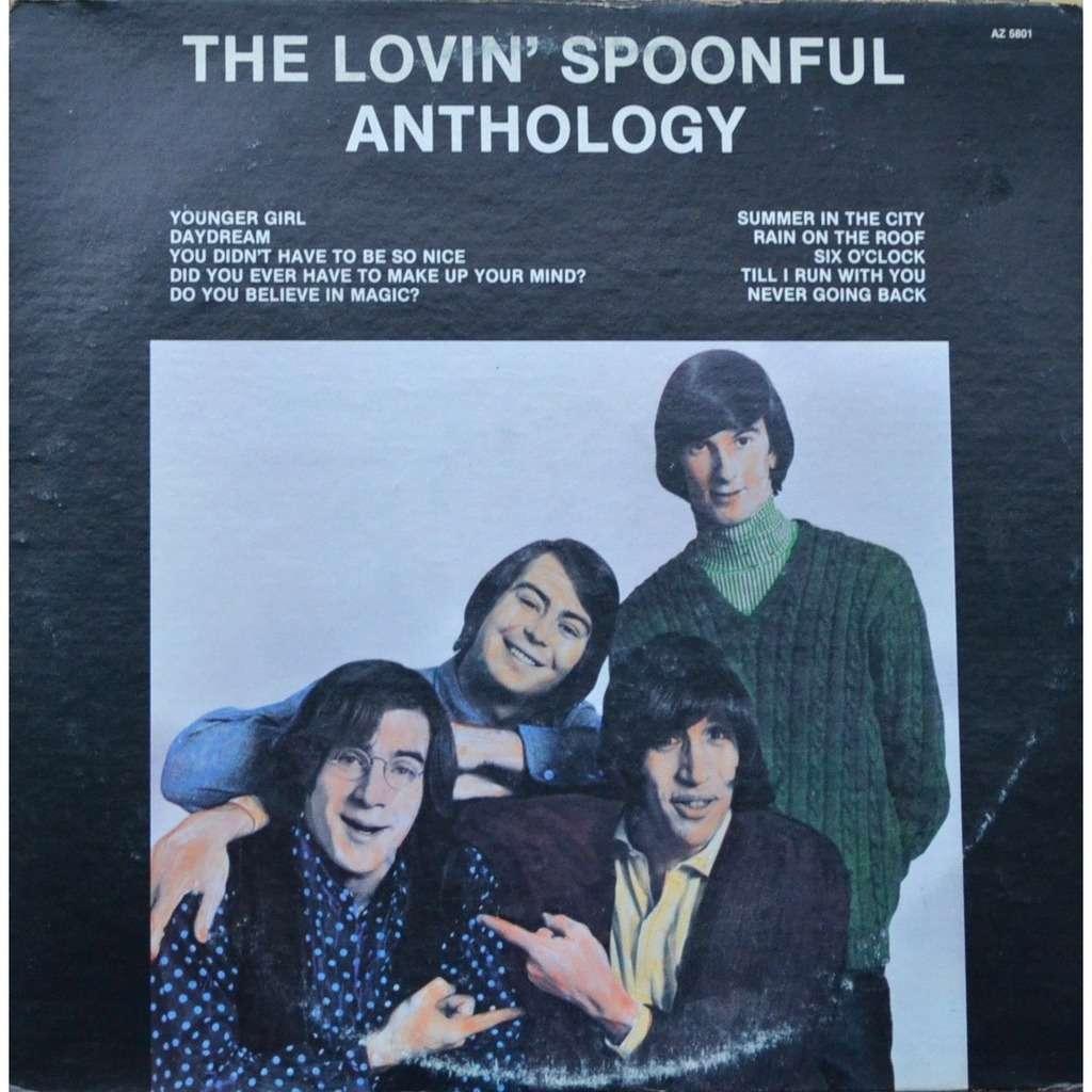 LOVIN' SPOONFUL anthology