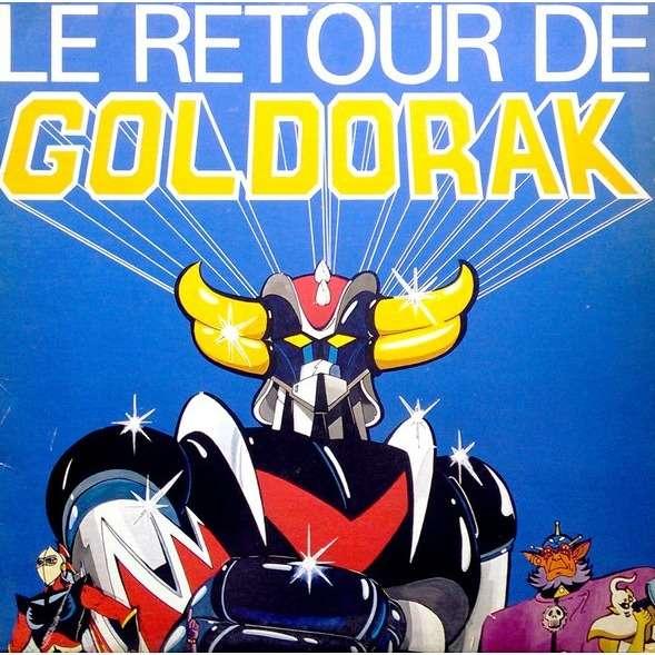 Noam le retour de goldorak - Edition canada