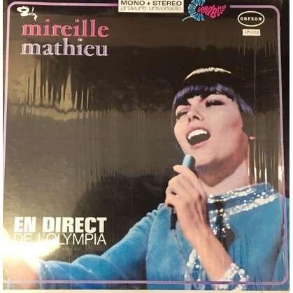 mireille mathieu En Direct De L'Olympia - En Vivo, Desde El Olympia
