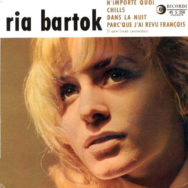 Ria Bartok N'importe quoi