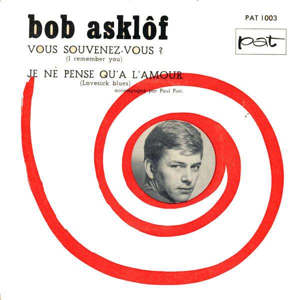 Bob Asklôf Premier disque