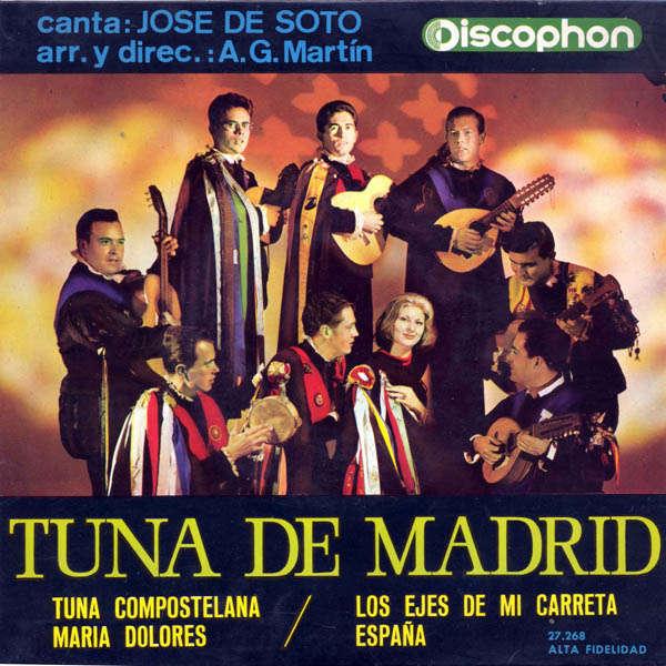 Tuna de Madrid Tuna compostelana