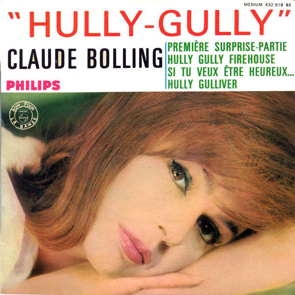 claude bolling Hully -Gully