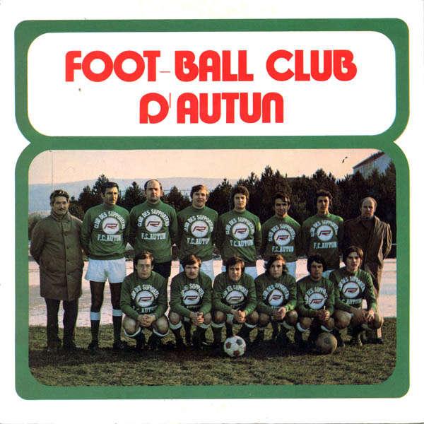 maurice larcange Football-club d'Autun