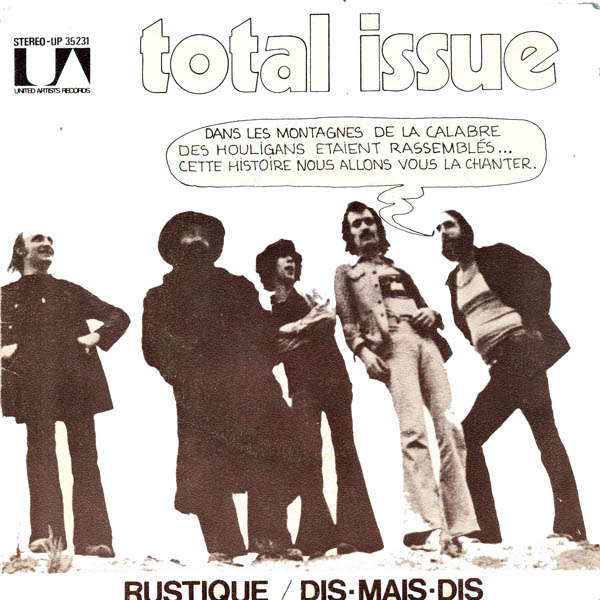 total issue Rustique