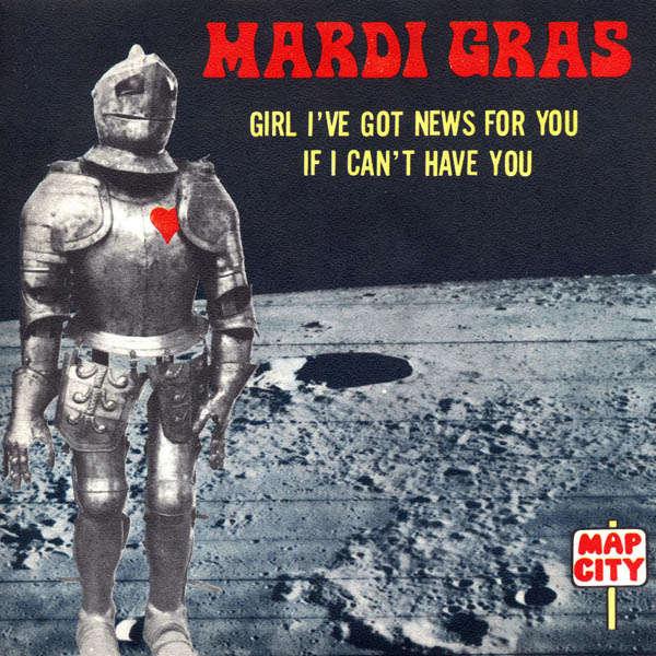 The Mardi Gras Girl I've got news for you