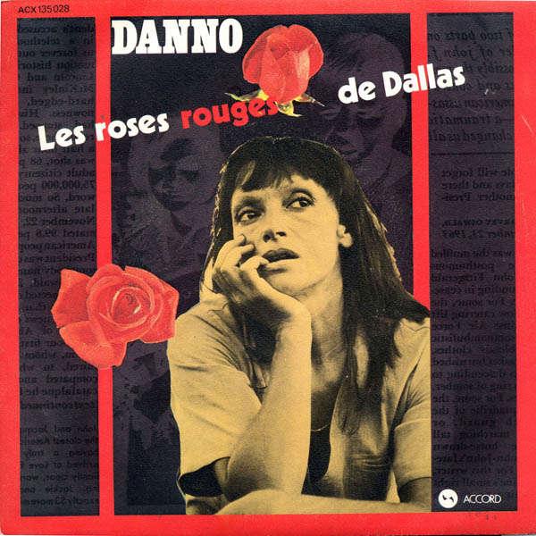 jacqueline danno Les roses de dallas