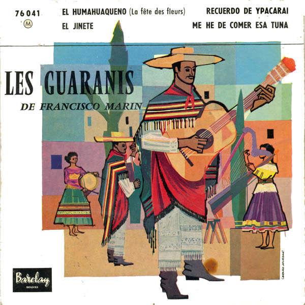 les guaranis El humahuaqueno