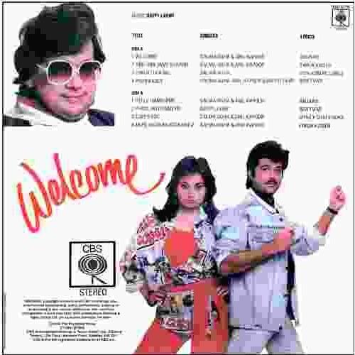 Bappi Lahiri Welcome - IND 5135