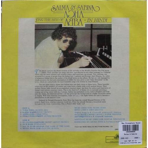 Peter Moss Salma & Sabina Agha Sing The Hits Of Abba In Hindi 2393 813