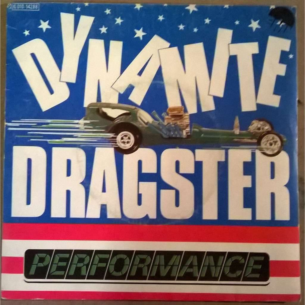Performance Dynamite Dragster