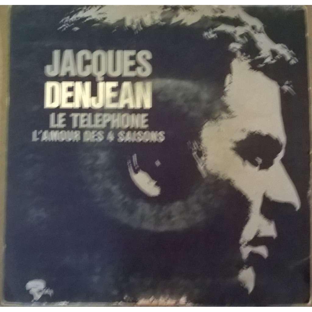 Jacques Denjean Le Téléphone