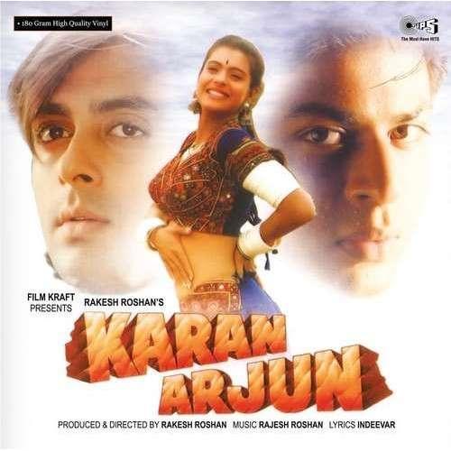 Rajesh Roshan Karan Arjun - 8907011119306