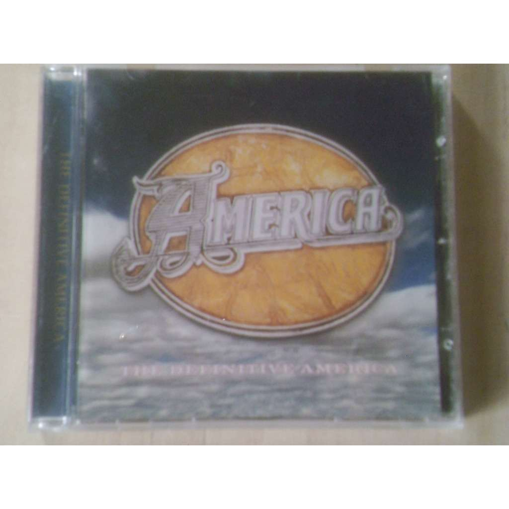 definitive america  The definitive america by America, CD with stereotomy - Ref:119367844