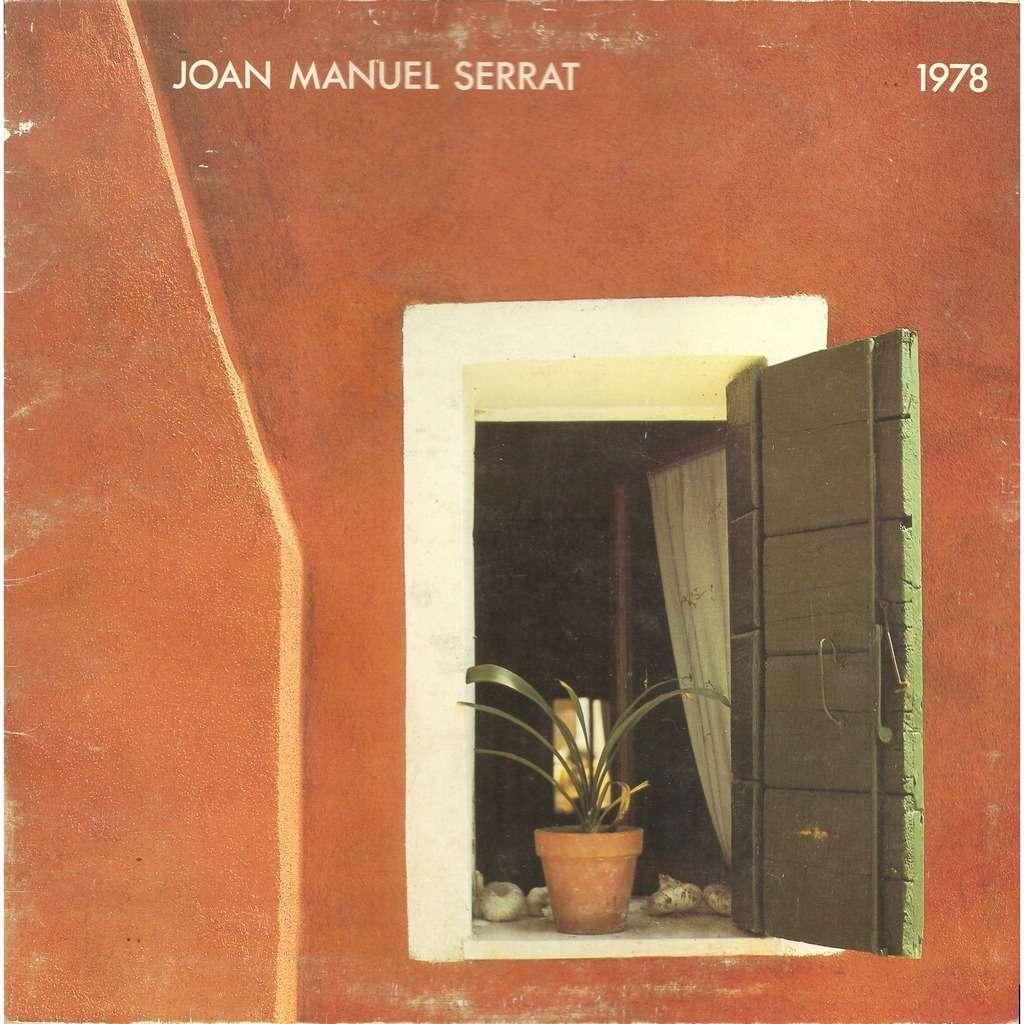 Joan Manuel SERRAT 1978