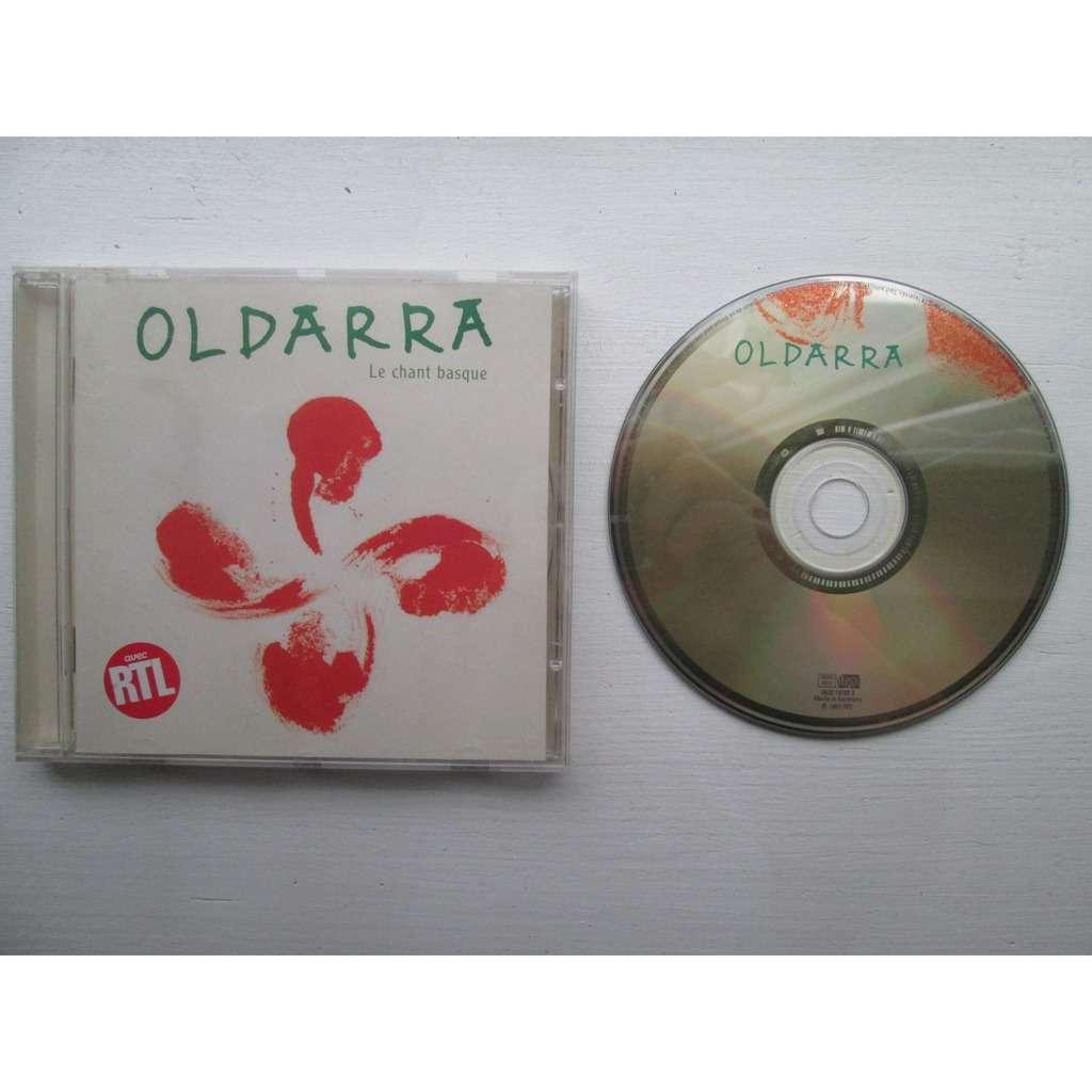 oldarra le chant basque