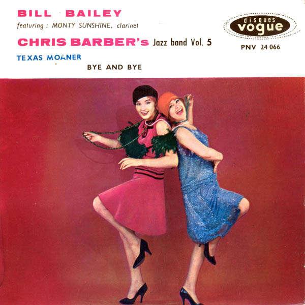 chris barber's jazz band Bill Bailey