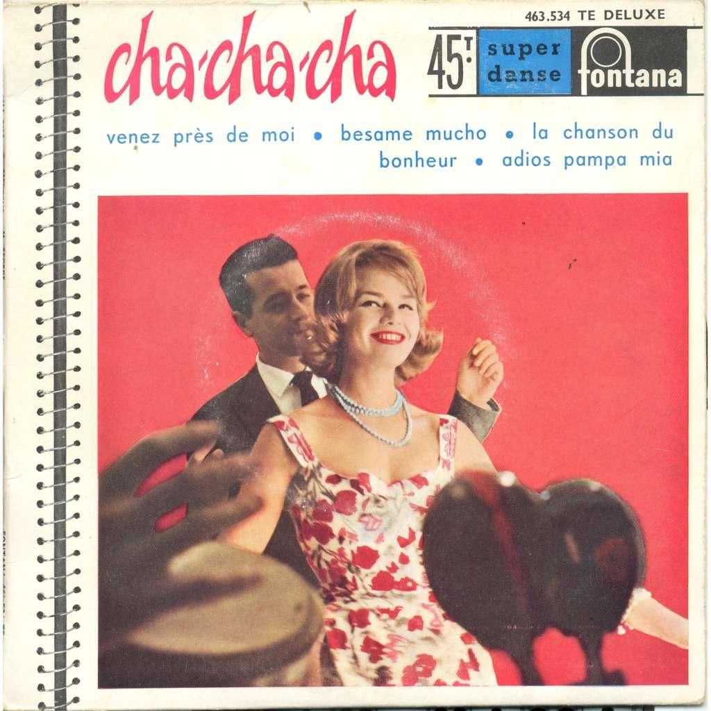 Theo Mertens & sa trompette Cha-cha-cha