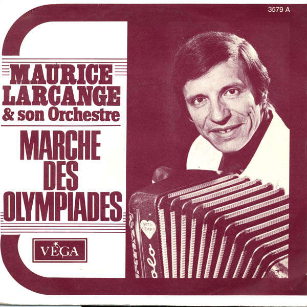 maurice larcange Marche des olympiades