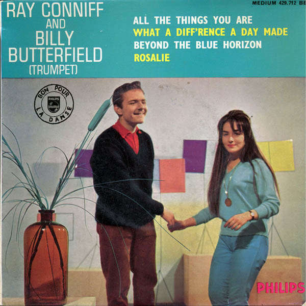 ray conniff & billy butterfield Rosalie