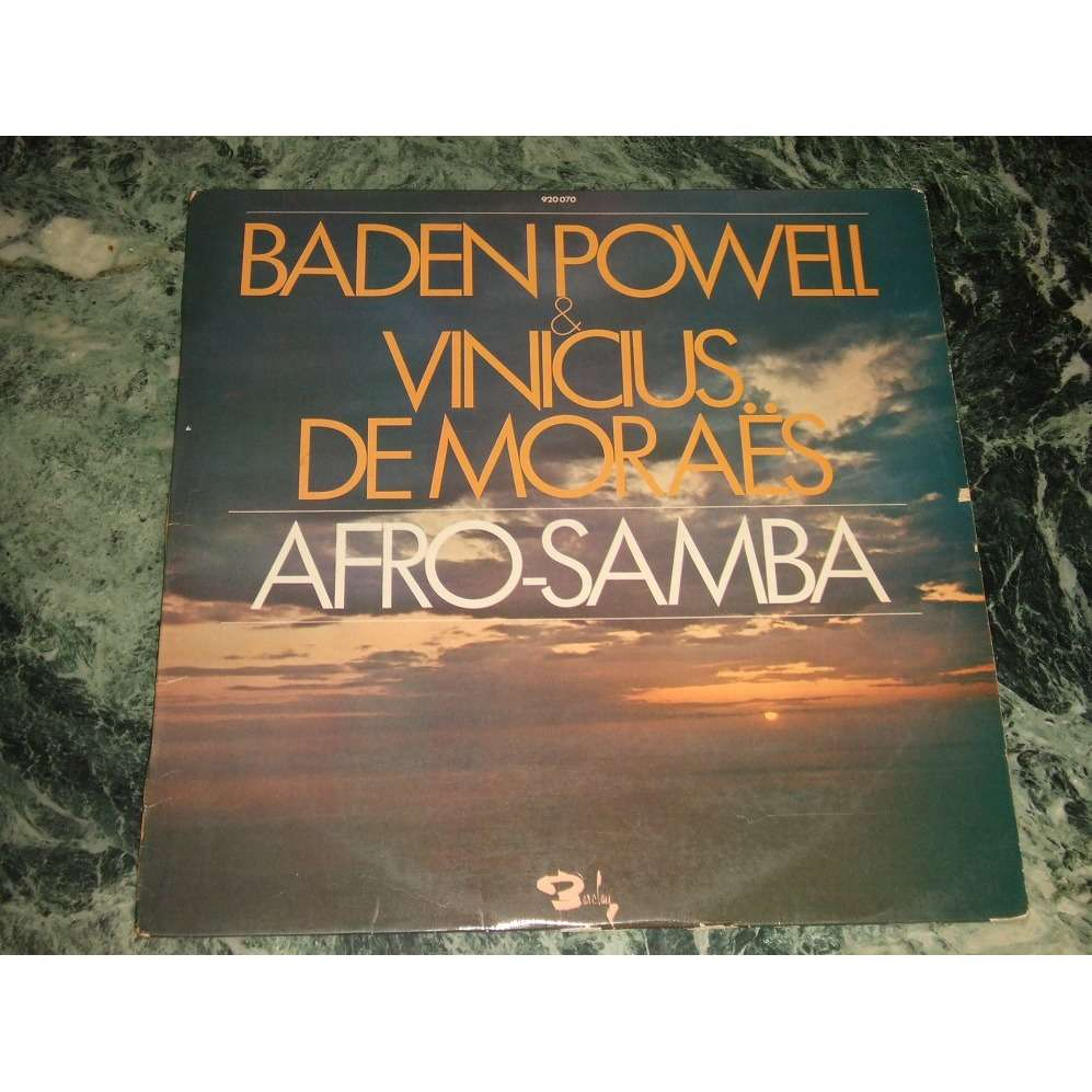 Baden Powell & Vinicius De Moraës Afro-Samba