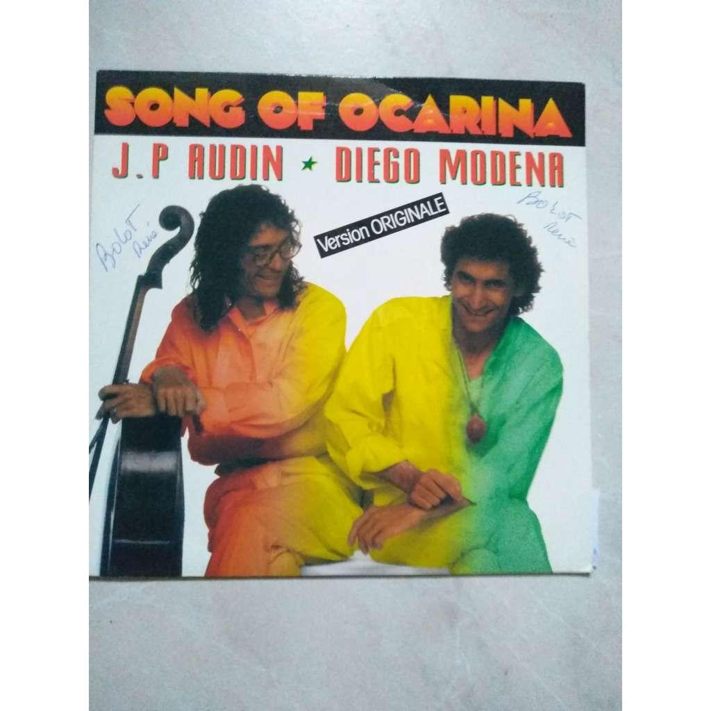 JP audin - Diego modena song of ocarina