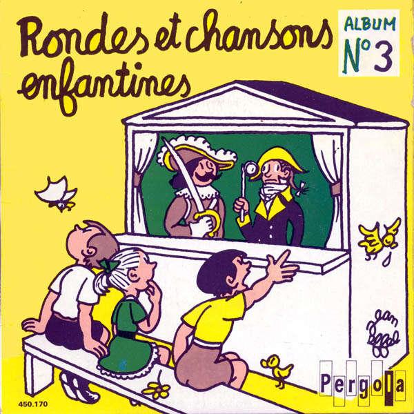 Enfants de Paris Rondes et chansons enfantines n°3