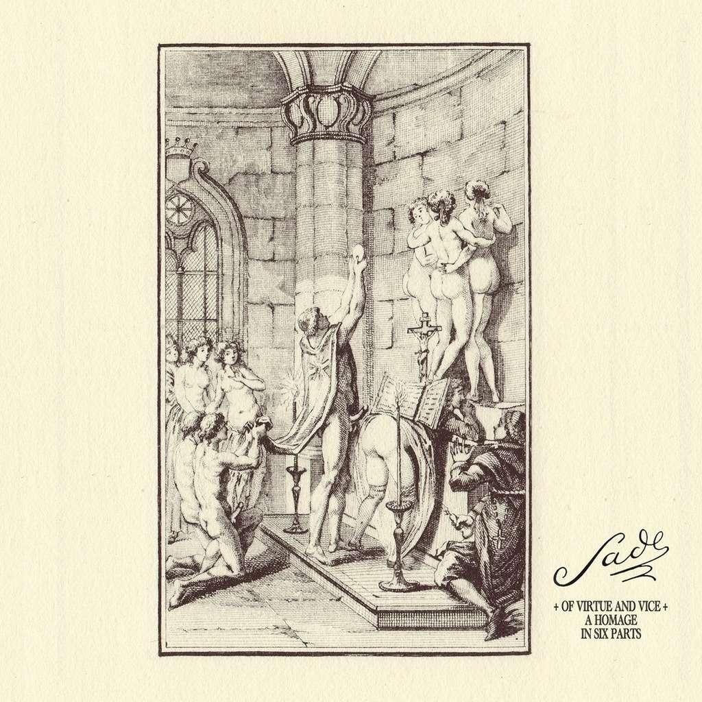 PARAGON IMPURE Sade. White Vinyl