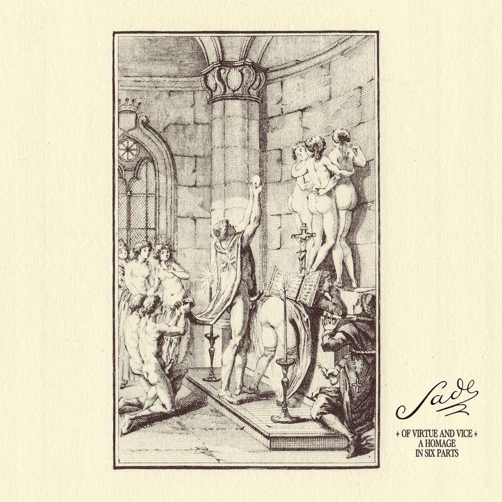 PARAGON IMPURE Sade. Amber Vinyl