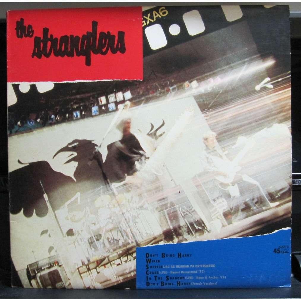 Stranglers STRANGLERS -sample promo-