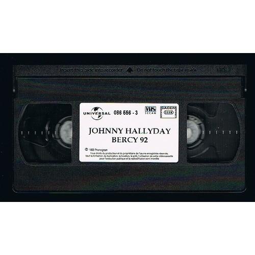 HALLYDAY JOHNNY BERCY 92