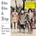 GILES GILES & FRIPP - The Brondesbury Road Tapes (1968) (lp) - 33T