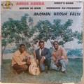 ANOMAN BROUH FELIX - Addis Abeba / Bopon hi bien / Ivory's band / Hommage au pr'esident - 7inch (EP)