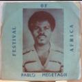 PABLO MEDETADJI - Akoko kou akuele / El manicero - 7inch (SP)