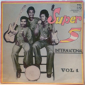 SUPER 5 INTERNATIONAL - Volume 1 - LP