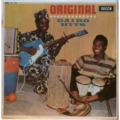 I.K. DAIRO AND HIS BLUE SPOTS - Original Dairo hits - 10 inch