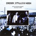 CROSBY, STILLS & NASH - United Nations Assembly November 18, 1989 (2xlp) - 33T x 2