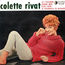 Colette Rivat - Je t'attends - 45T EP 4 titres