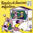 Enfants de Paris - Rondes et chansons enfantines n°3 - 45T EP 4 titres