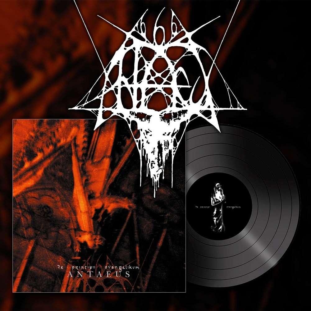 ANTAEUS De Principii Evangelikum. Black Vinyl