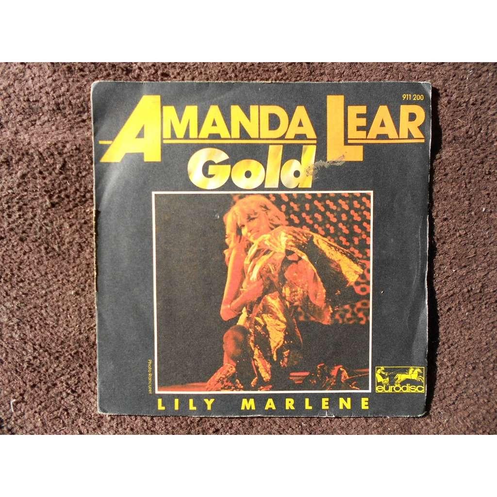amanda lear gold - lily marlene
