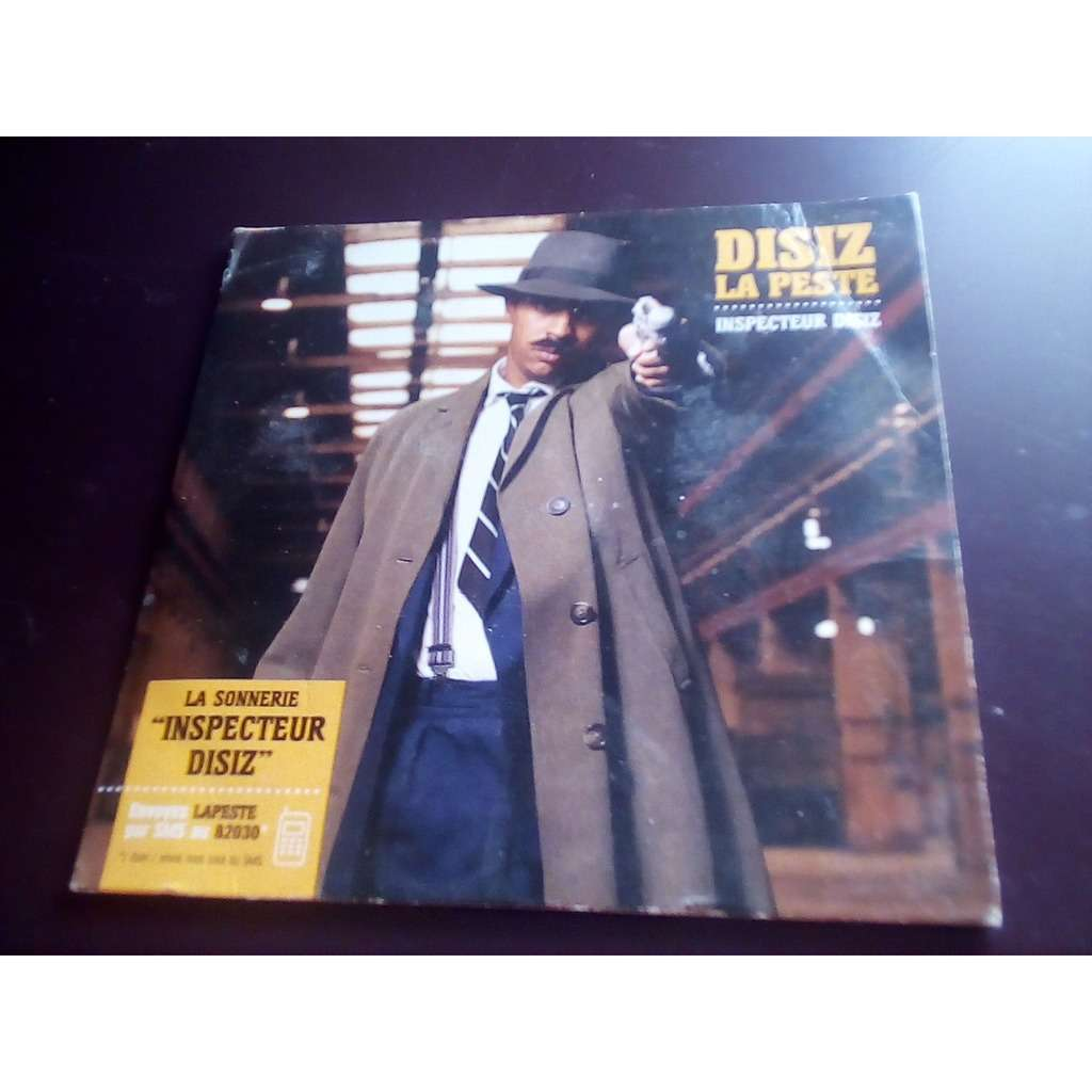 Disiz La Peste Inspecteur Disiz / street fabulous remix / video pour pc