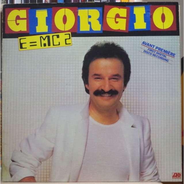 giorgio E=MC2 avant première