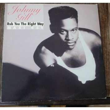 johnny gill rub you the right away