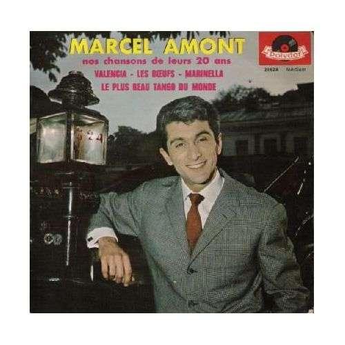 marcel amont valencia / les boeufs / marinella / le plus beau tango du monde